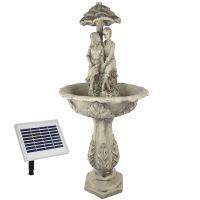 B-Ware Solar-/Gartenbrunnen