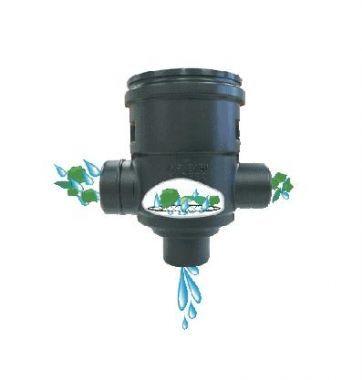 Erdeinbau-Filter E150