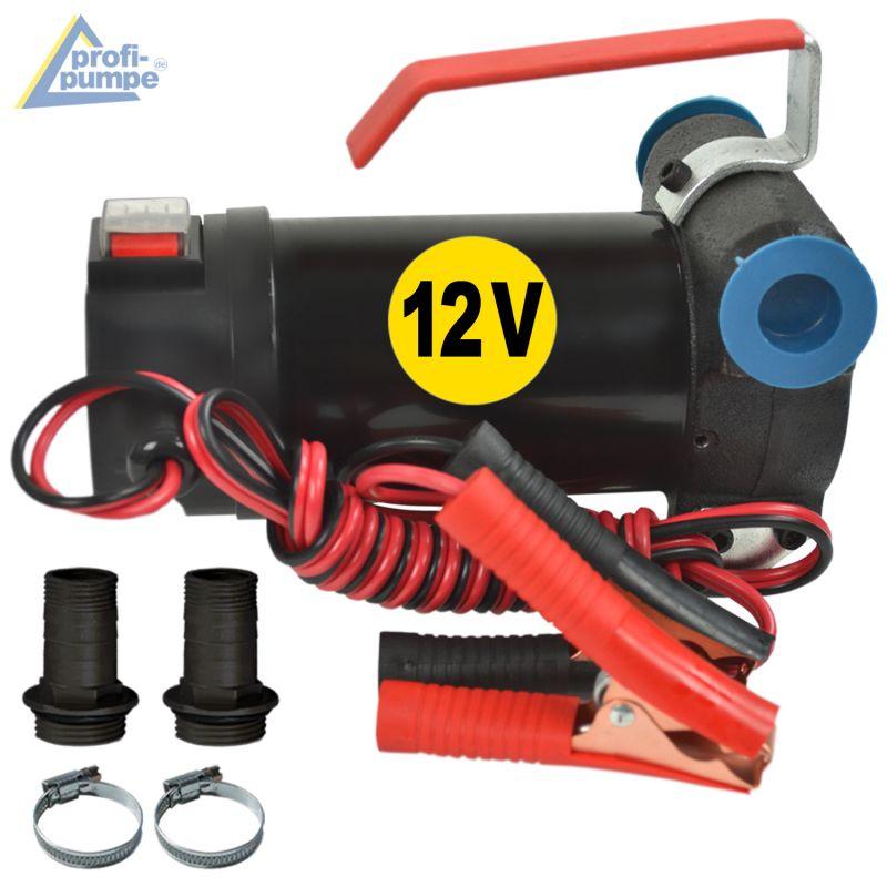Diesel Star 160-1 - 12V-Pumpe mit 2 Tüllen