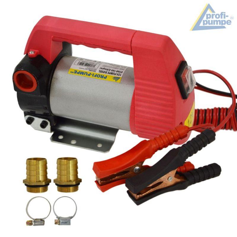 Diesel Star 160-4 - 12V-Pumpe mit 2 Tüllen