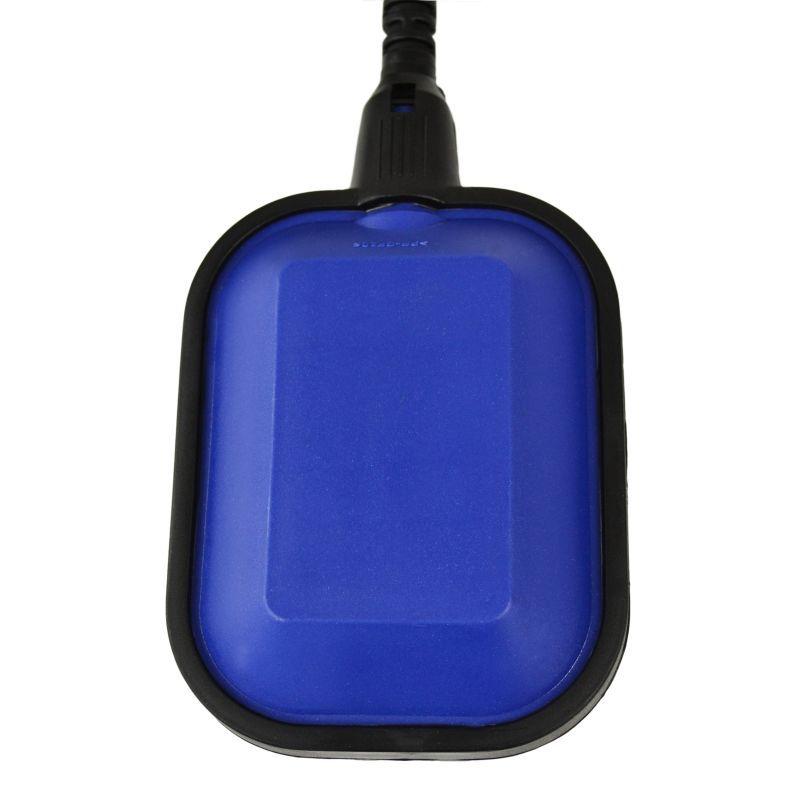Schwimmerschalter (Trockenlaufschutz) inkl. Zwischenstecker mit 15m Kabel