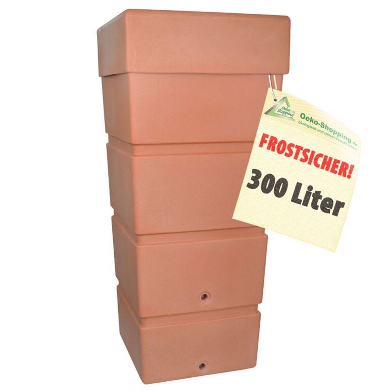 profi ihr online shop f r pumpen und pumpenzubeh r regentonne ecktonne nizza 300l. Black Bedroom Furniture Sets. Home Design Ideas