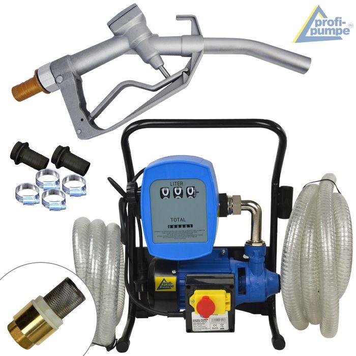 Diesel Power 600-2-4 Pumpe mit Zähler und Zubehör