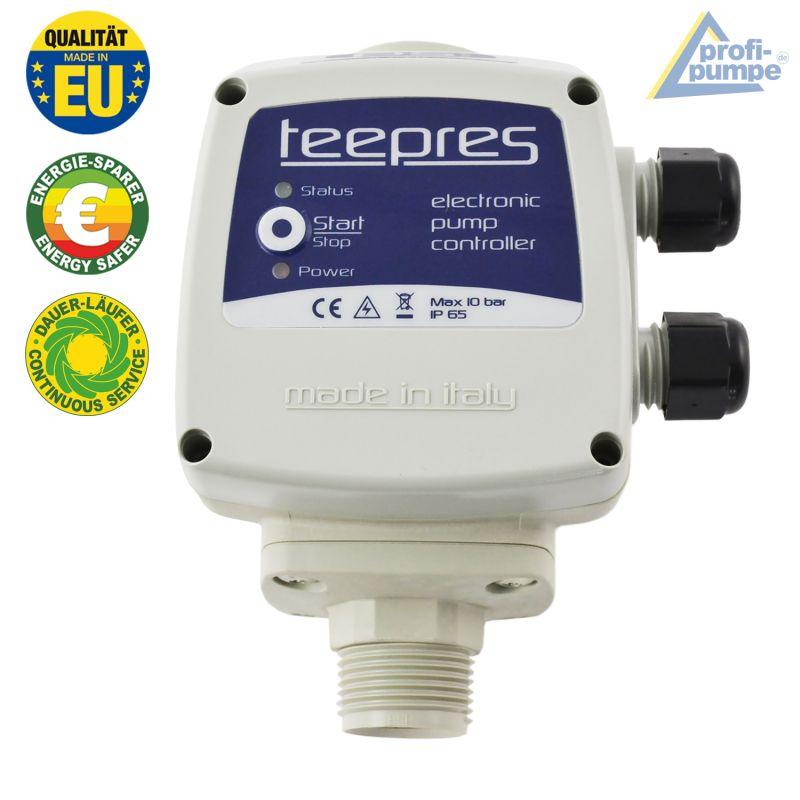 Durchflusswächter TEEPRES®  Automatic-Controller unverkabelt