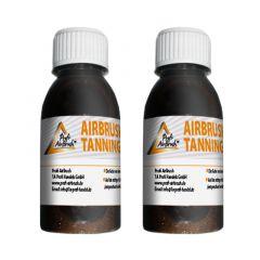 Airbrush Körper-Selbstbräunungs Lotion 2er Set