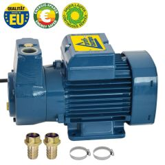 EU Diesel DeLuxe CKm 370 selbstansaugende Pumpe mit Tüllen u. Schellen