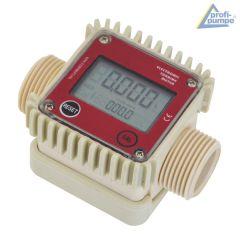 AdBlue® & Wasser, Diesel, Öl Digital-Durchflußmesser BRE 120L/min