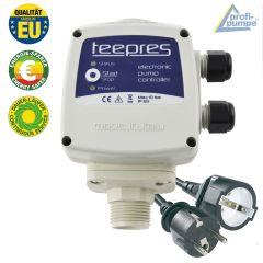 Durchflusswächter TEEPRES®-1, OHNE Manometer Automatic-Controller verkabelt