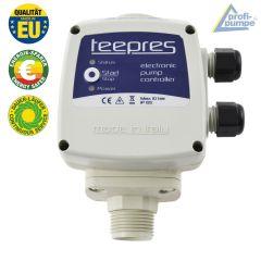 Durchflusswächter TEEPRES®-1, OHNE Manometer Automatic-Controller unverkabelt