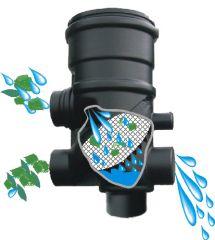Erdeinbau-Filter E250