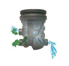 Erdeinbau-Filter E500