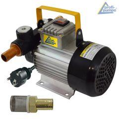 B-Ware Diesel STANDARD-4 Selbstansaugende Pumpe ohne Zubehör, mit 2 Stck Tüllen