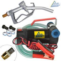 Set Diesel Star 160-1-4 - 12V Pumpe mit Zubehör