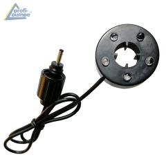 2,5Watt-Hybrid-System: RGB LED Licht Ring