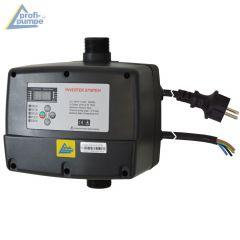 INVERTER-Pumpensteuerung 3-1,5KW 230V/1*230V, verkabelt (IPC-3-V)