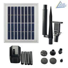 B-Ware Teichpumpen-Set Solar Oasis 250-1