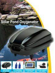 B-Ware Teichbelüfter-Set Solar OXYGEN-3.1 1,6 Watt