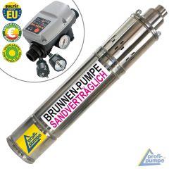 3 Tiefbrunnenpumpe Screw-Star 370-7 und Brio