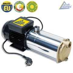 B-Ware Pumpe INNO-TEC 1250 Selbstansaugende mehrstufige Kreiselpumpe mit Zubehörauswahl