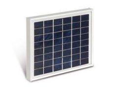 Solarpanel für Solar Deko mit Li-Ion Akkus