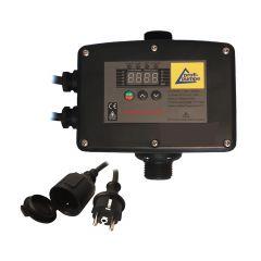 INVERTER-Pumpensteuerung 2-0,75KW 230V/1*230V-verkabelt