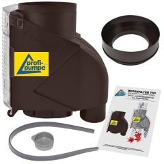 Regen-Filter T 50 Kupfer-Braun