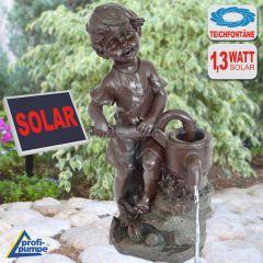 Teichpumpen-Set Solar LAUSEBUB