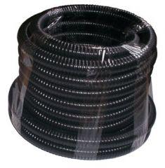 Saug- / Druckschlauch 1 Zoll schwarz 50m