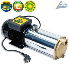 B-Ware Kreiselpumpe INNO-TEC 1500  Selbstansaugende mehrstufige Kreiselpumpe