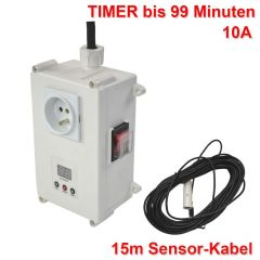 Level-Sensor-Control I mit 15m Sensor-Kabel