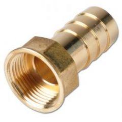 Messing Schlauchtülle von 1 IG auf Schlauchanschluss 1 / 25mm