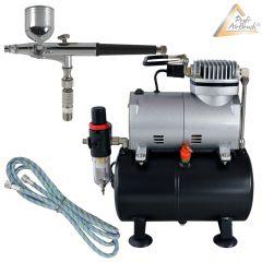 Profi-AirBrush Kompressor Universal Set I