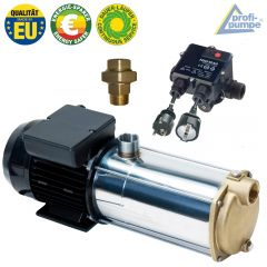 Hauswasserwerk INNO-TEC 1500 mit Durchflusswächter FLUOMAC®
