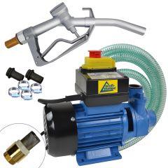 Diesel Profi 600-4 Pumpe mit Zubehör