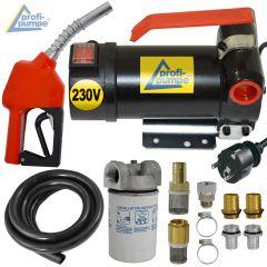 Set Diesel Star 160-4 - 230V- mit Zubehör Paket 3