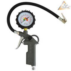 Aufblas-Set Luftpistole-/Schlauch-Set / Tire Inflating Gun-Set