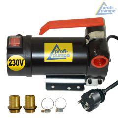 Diesel Star 160-4 - 230V-Pumpe ohne Zubehör, mit 2Stk Tüllen