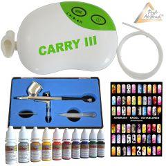 Profi-AirBrush Carry III NAIL Set
