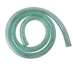 PVC Diesel Spiralschlauch Innendurchmesser 25mm für 1-Tüllen, Meterware