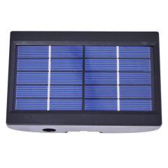 Solar-Panel für Lotus-Blume