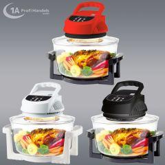 Heißluft-Fritteuse & 10in1 - 3 Varianten