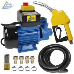 Set Diesel Profi 600-4 mit Zubehör Paket 2