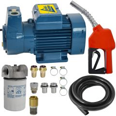 EU Diesel DeLuxe CKm 50 selbstansaugende Pumpe mit Zubehör Paket 3