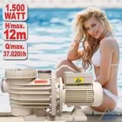 Schwimmbadpumpe POOL-STAR 1500W-380V-1
