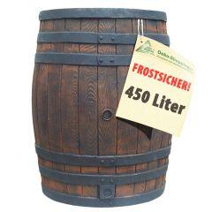 Regentonne Eichenfass 450L
