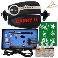Profi-AirBrush Carry IITattoo Set