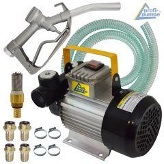 Set Diesel STANDARD-4 Pumpe mit Zubehör