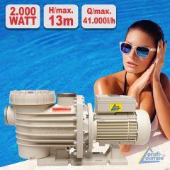 Schwimmbadpumpe POOL-STAR 2000W-1