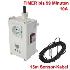 Level-Sensor-Control mit 15m Sensor-Kabel